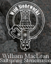 logo and link to wildstoneworks on Salt Spring Island